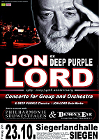 Demon' s Eye & Jon Lord