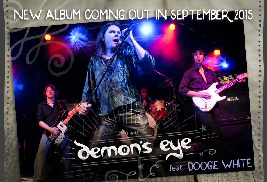 Demon's Eye - New Album 2015