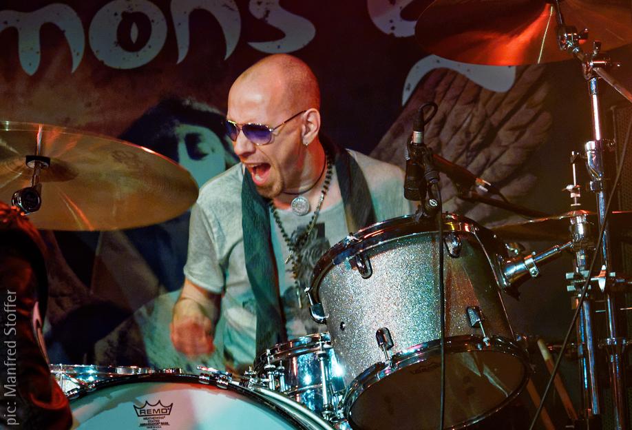 Andree Schneider (Schlagzeug)