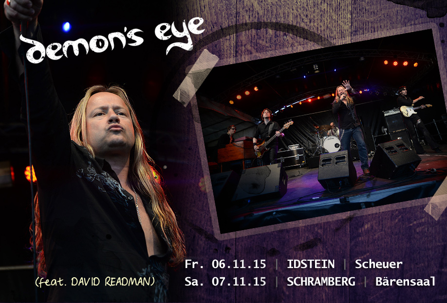 demon's eye - a tribute to deep purple