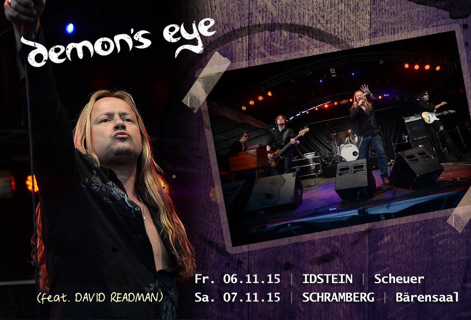 demon's eye - a tribute to deep purple