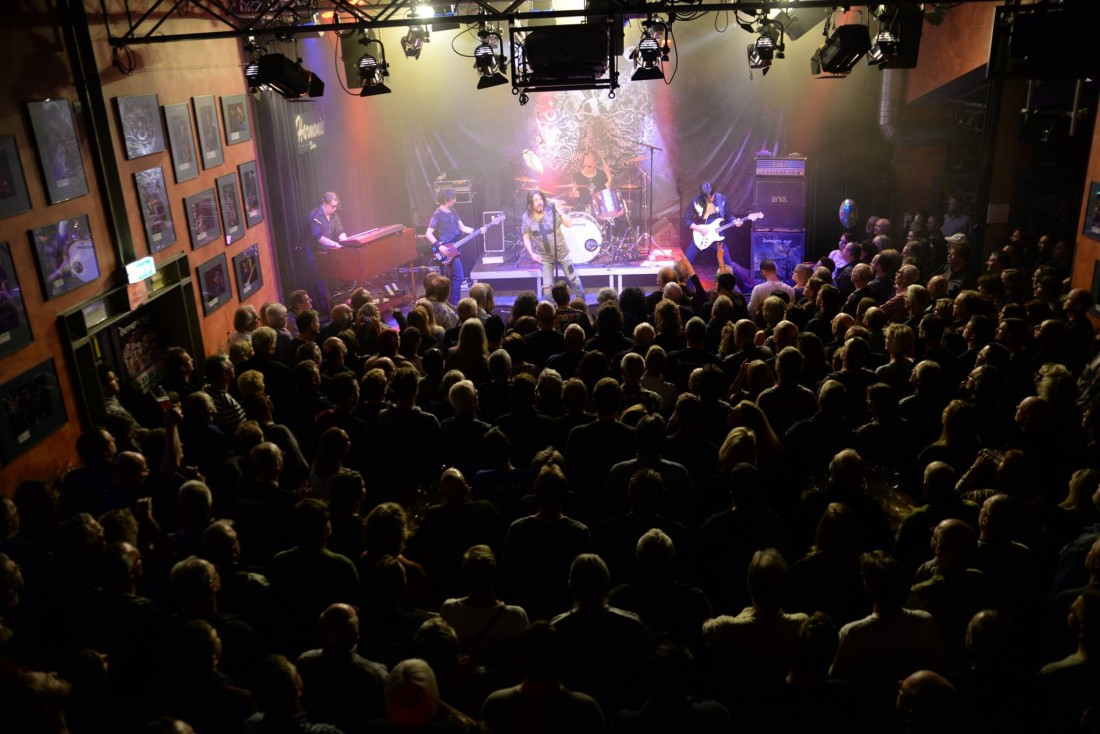 2018: ANNIVERSARY IN PURPLE TOUR | 20 Jahre Demon's Eye - Deep Purple Tribute Band