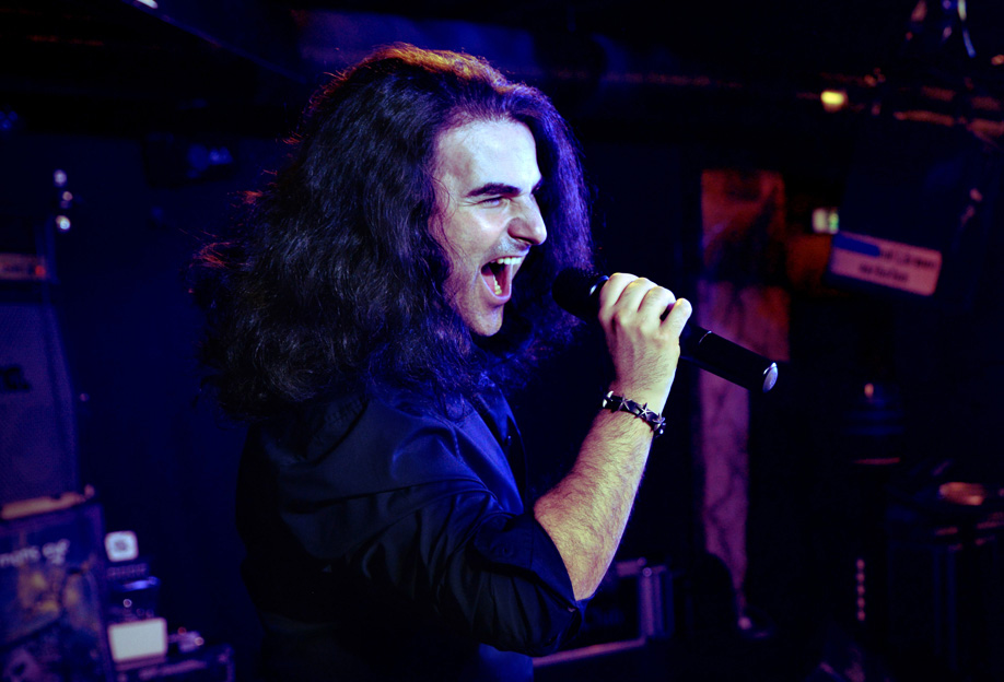 Daniele Gelsomino (Vocals)