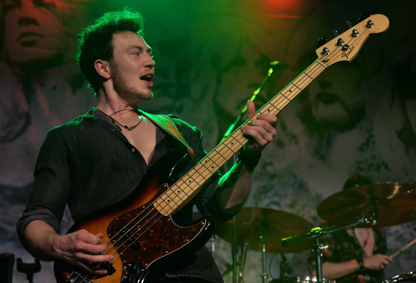 Jan Dickmann (Bass)