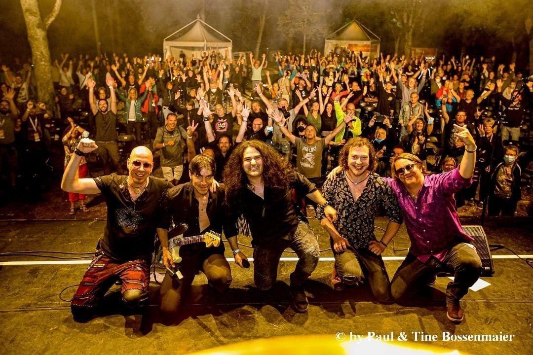 Demon's Eye - tribute to Deep Purple live