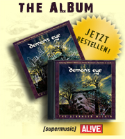 "CD ""The Stranger Within"" mit Autogrammen"